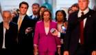 Congresistas votan resolución en repudio a tuits racistas de Trump