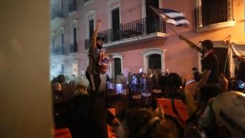 Se intensifican las protestas contra el gobernador de Puerto Rico