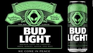 Bud Light, área 51
