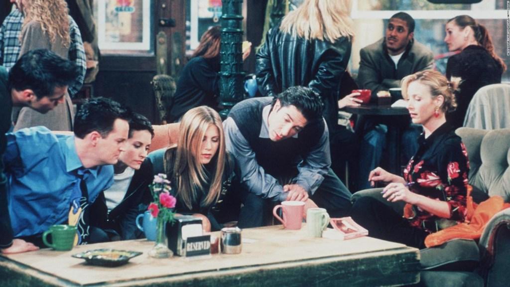 """Los cinco mejores episodios de """"Friends"""""""