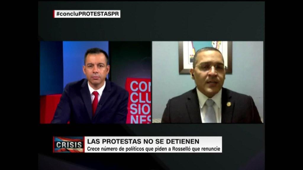 Los riesgos de que Ricardo Rosselló no renuncie