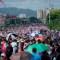 Cientos de miles de manifestantes toman las calles de Puerto Rico