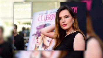 La actriz Bella Thorne se considera pansexual