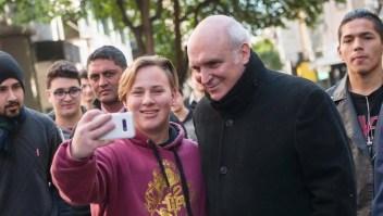 ¿Quién es el candidato argentino José Luis Espert?