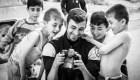 Muere fotógrafo que capturó el horror en Siria
