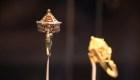 Exponen en el Met un tesoro judío que estuvo oculto durante 500 años