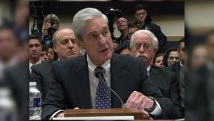 Mueller: Mi testimonio será limitado