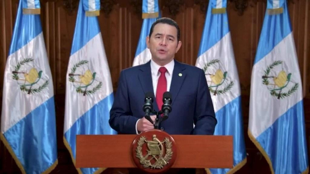 Trump amenaza a Guatemala