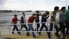Trump busca hacer más ágil el procedimiento de deportaciones