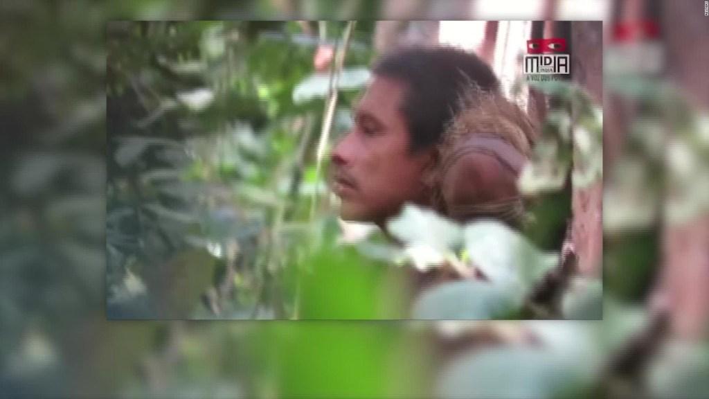 Taladores podrían acabar con la Tribu Awá