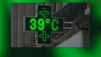 Reino Unido puede romper récord de calor