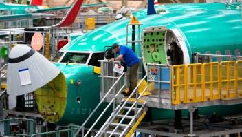 Boeing podría suspender producción de 737 Max