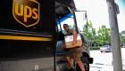 UPS: Sus ganancias aumentan 13,5%