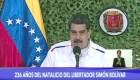 """Maduro: """"Es el imperialismo norteamericano, desesperado por sus derrotas en Venezuela"""""""