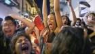 Así celebran los puertorriqueños la renuncia de Rosselló