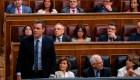 Pedro Sánchez no tiene apoyos necesarios para una nueva votación