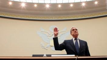 ¿Qué tuvo relevancia en la comparecencia de Mueller?