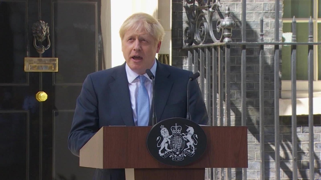 Boris Johnson tiene claro que el brexit saldrá adelante
