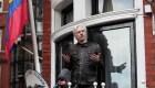Supuesto centro de espionaje de Assange en Londres