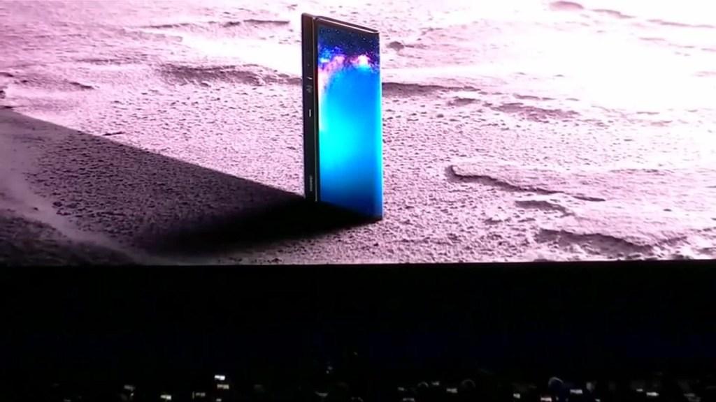 Huawei lanza su teléfono con tecnología 5G