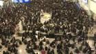 Protesta pacífica en Hong Kong por polémica ley de extradición