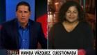 """Sandra Rodríguez: """"La respuesta de Wanda Vázquez parece una cantinflada"""""""