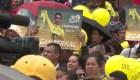 Zipaquirá celebra el título de Bernal por todo lo alto