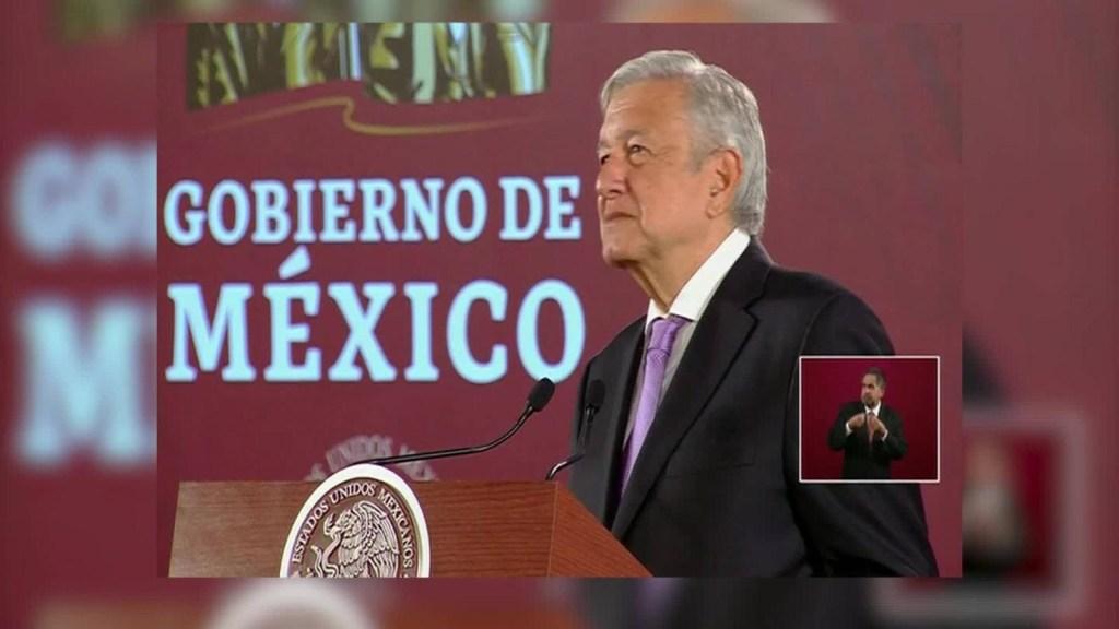 AMLO dice que en México no hay recesión