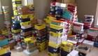 Arkansas: Una mujer compra 1,500 zapatos para donarlos