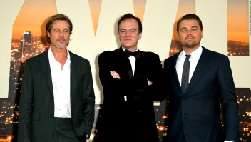 """""""Once Upon a Time in Hollywood"""" rompe récords para Tarantino"""