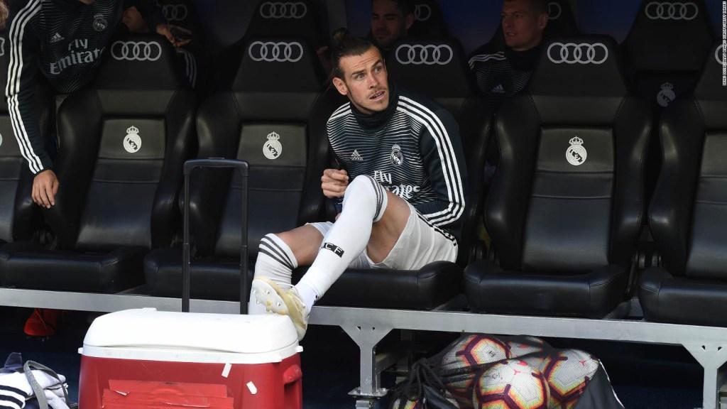 ¿Tiene futuro Gareth Bale en el Real Madrid?