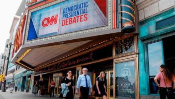 MinutoCNN: Empiezan los debates demócratas en CNN