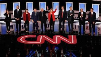 DebatesCNN: análisis de la primera noche demócrata en Detroit