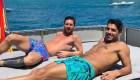 Las mejores fotos de Lionel Messi en Ibiza