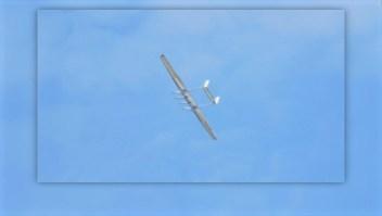 Exitoso vuelo de avión no tripulado de China