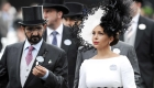 "Princesa Haya pide protección por ""matrimonio forzado"""