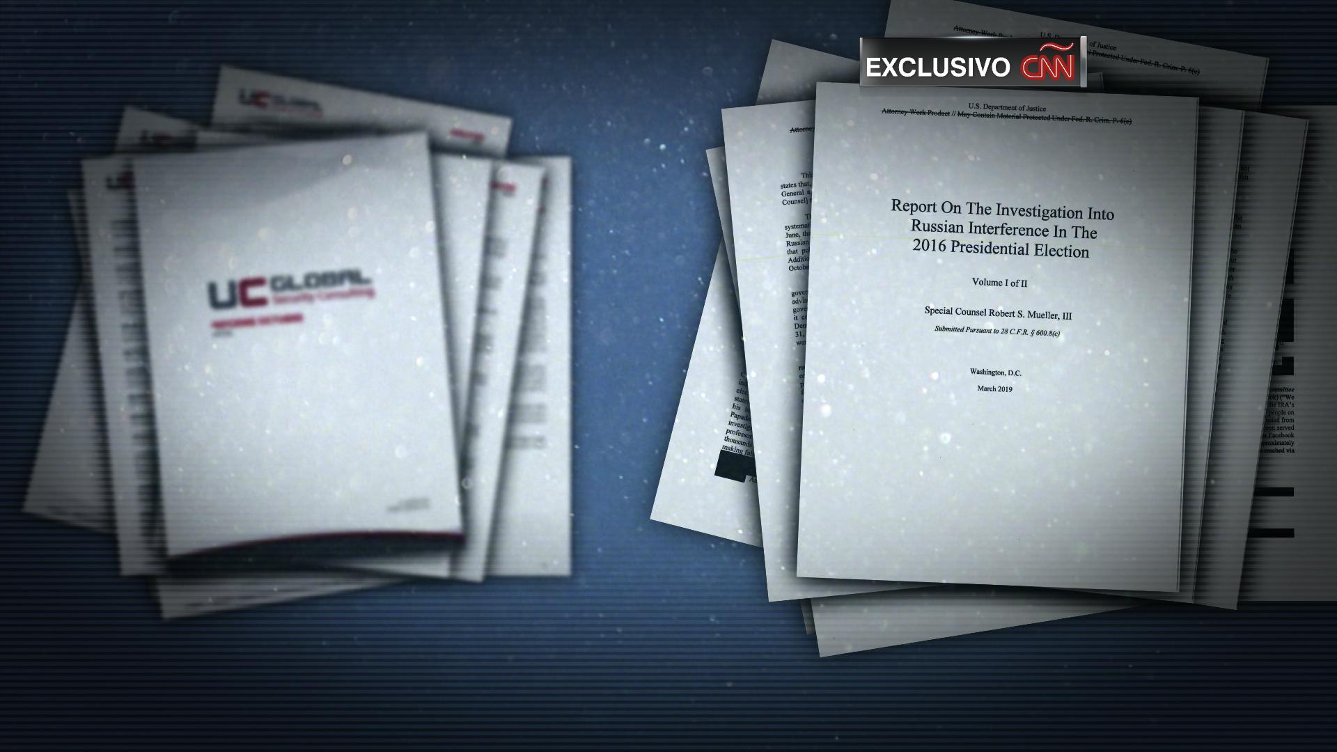 Los informes de vigilancia sobre las actividades de Assange en la Embajada de Ecuador agregan una nueva dimensión al Informe Mueller, que catalogó cómo WikiLeaks ayudó a los rusos a socavar la elección presidencial de EE.UU. Los documentos desarrollan la posibilidad, planteada por Mueller, de que varios mensajeros rusos llevaran archivos ciberpirateados a la embajada