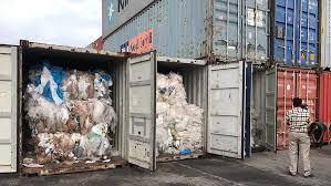 camboya devuelve basura a EE.UU. y Canadá