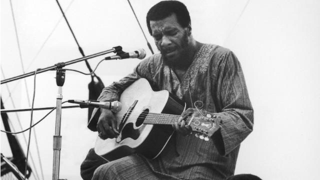 Richie Havens Woodstock