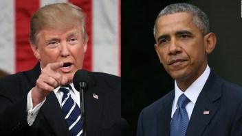 La crítica de Obama que molesta a los defensores de Trump