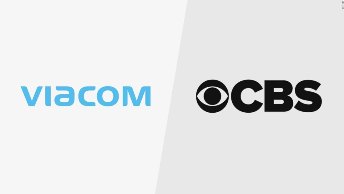 CBS y Viacom unen fuerzas