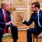 Trump, Macron, G7