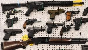 La facilidad para comprar armas en EE.UU.