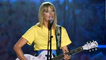 Taylor Swift se convierte al streaming con Spotify