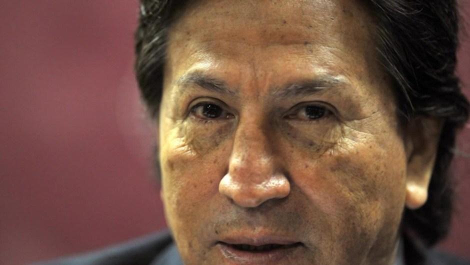 El expresidente Alejandro Toledo seguirá en prisión