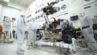 La llegada a Marte se hará con una nave autónoma
