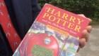 Un libro de Harry Potter con dos errores ortográficos se vende por US$ 34.500