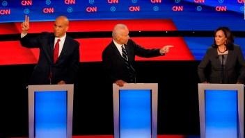 Todo listo para debate demócrata de septiembre