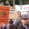 Manifestación contra las separaciones familiares en Nueva Zelandia