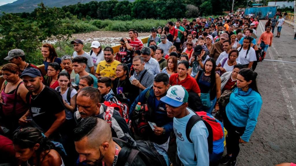 Éxodo de venezolanos, ¿cómo impacta al país y sus vecinos?